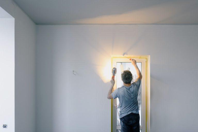 person repairing